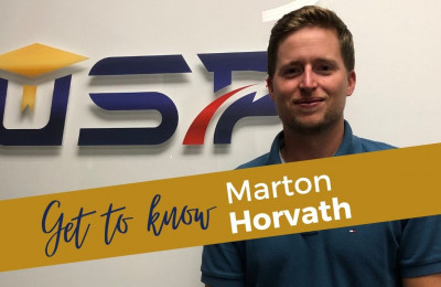 Get to Know Marton Horvath
