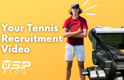 The Keys to Making Your Tennis Recruiting Video